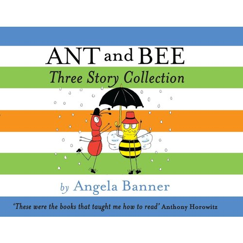 Ant & Bee Ant & Bee Three Story Collecion Book