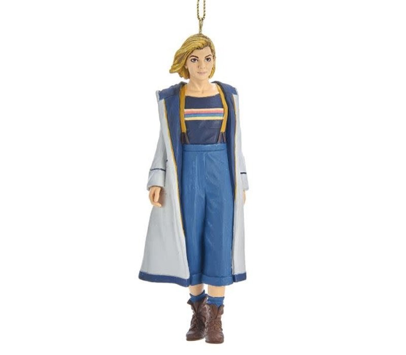 """5"""" Doctor Who 13th Doctor Ornament"""