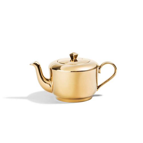 Richard Brendon Richard Brendon Reflect Gold Teapot