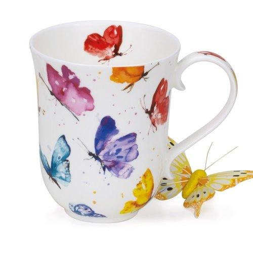 Dunoon Braemar Flight of Fancy Mug