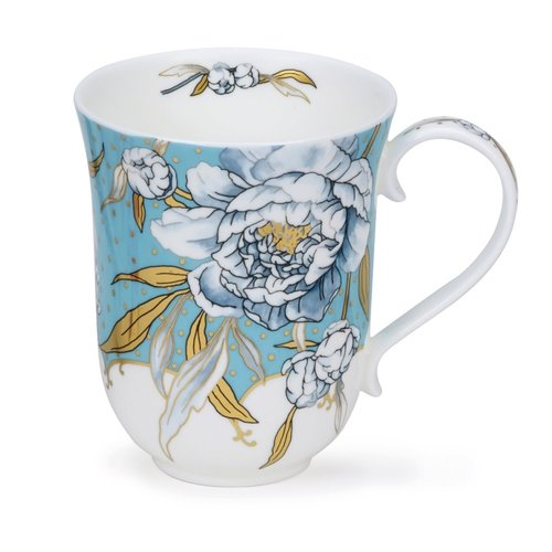 Dunoon Braemar Milano White Mug