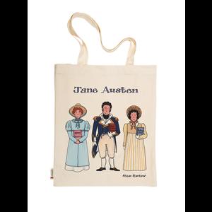 Alison Gardiner Jane Austen Tote Bag
