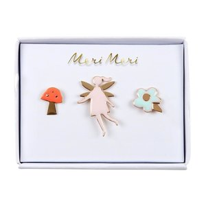 Meri Meri Fairy Enamel Pins