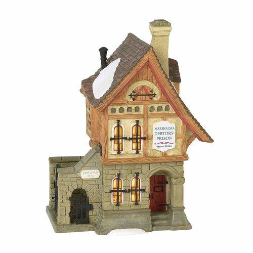 Dickens Village Dickens' Village Series - Marshalsea Debtors' Prison