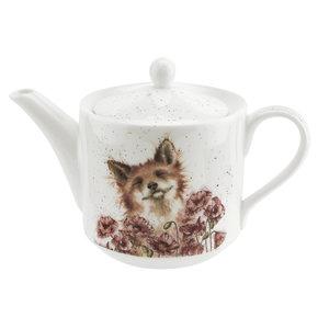 Wrendale Wrendale 1pt Teapot Fox