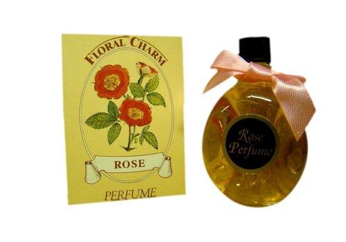 Floral Charm Floral Charm Rose 15ml. Dimple Bottle
