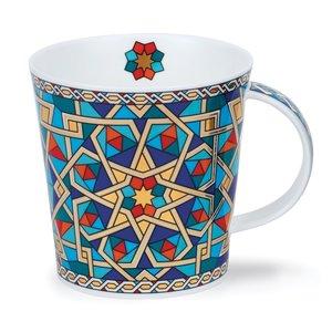 Dunoon Cairngorm Aziza Orange Mug