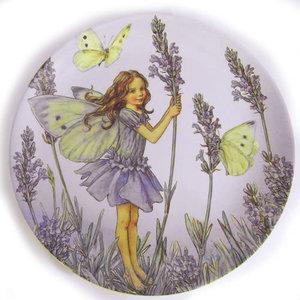 Flower Fairies Flower Fairies Lavender Melamine Plate