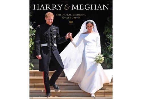 Harry & Meghan The Royal Album Hardcover Book
