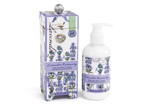 Michel Design Works Lavender Rosemary Lotion