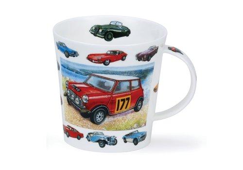 Dunoon Cairngorm Vintage Collection Cars Mug