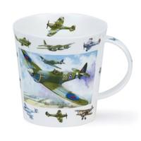 Cairngorm Vintage Collection Planes Mug