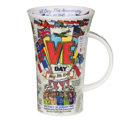 Dunoon Glencoe VE Day Anniversary Mug