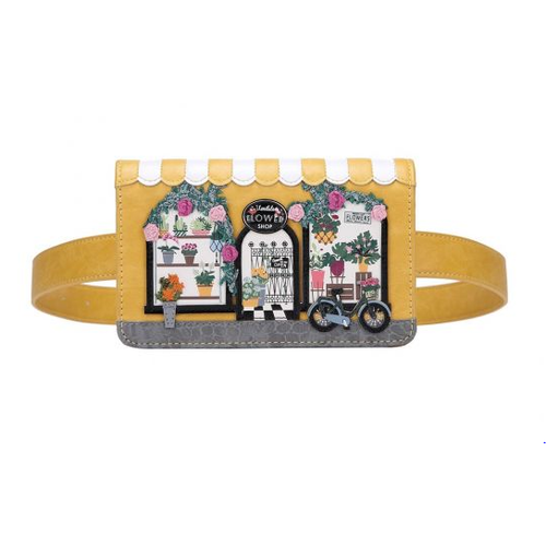 Vendula Flower Shop Belt Bag