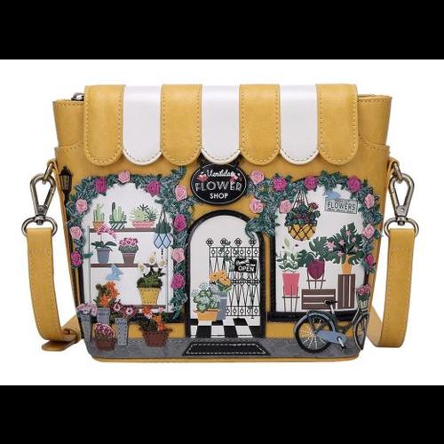 Vendula Flower Shop Crossbody Bag