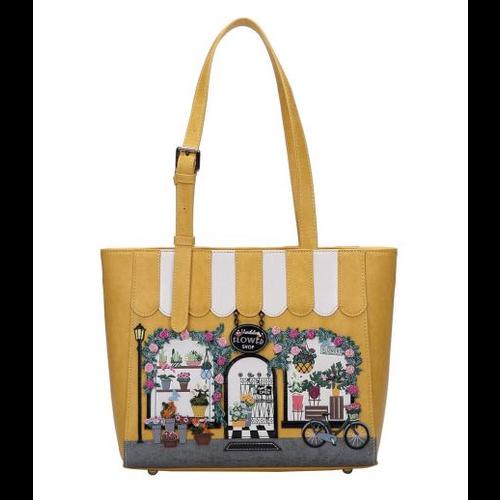 Vendula Flower Shop Shopper Bag