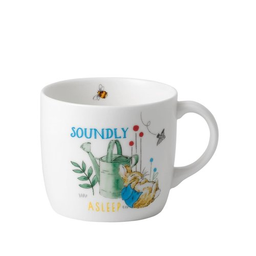 Peter Rabbit Peter Rabbit Refresh Blue Mug