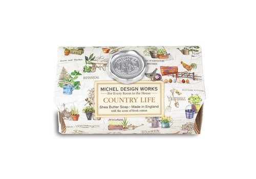 Michel Design Works Country Life Large Soap