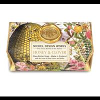 Michel Honey & Clover Soap