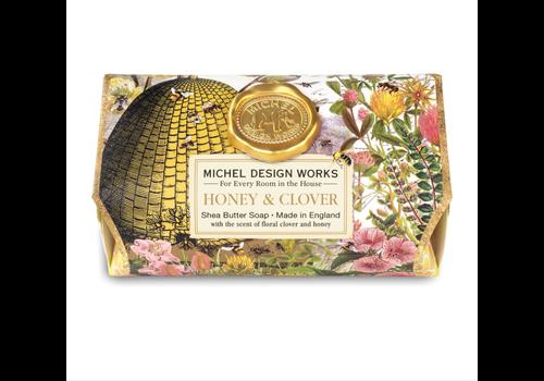 Michel Design Works Honey & Clover Large Soap