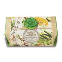 Sweet Almond Large Bath Soap