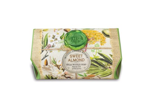 Michel Design Works Sweet Almond Large Bath Soap