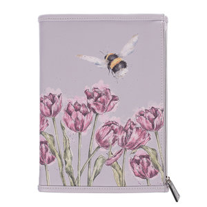 Wrendale 'Flight of the Bumblebee' Notebook Wallet