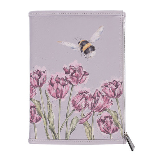 Wrendale Wrendale 'Flight of the Bumblebee' Notebook Wallet