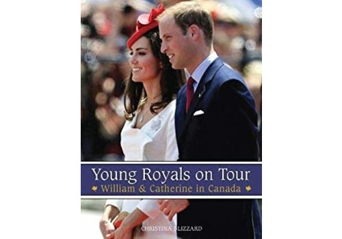 Young Royals on Tour William & Catherine in Canada
