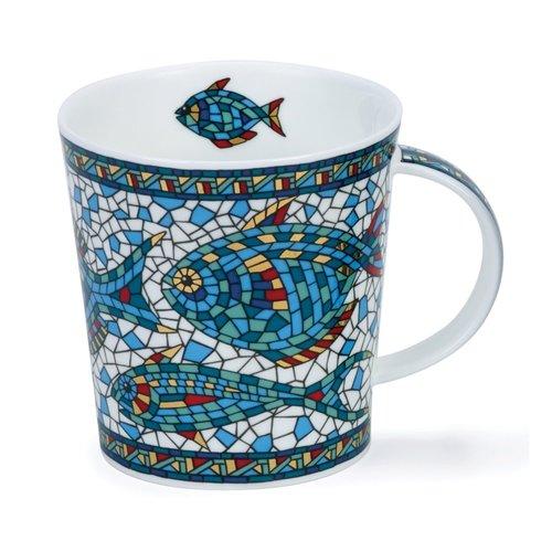 Dunoon Lomond Terrazzo Fish Mug