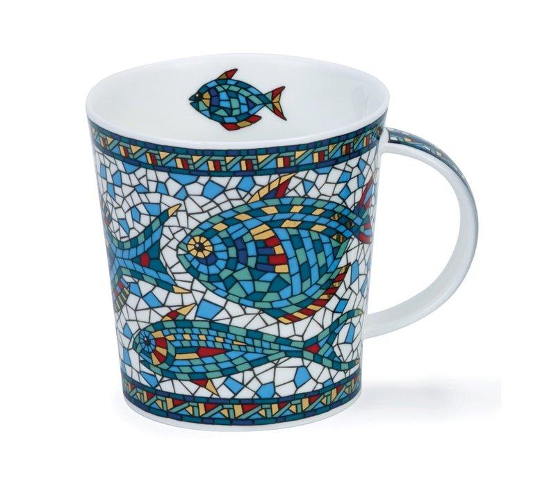 Lomond Terrazzo Fish Mug