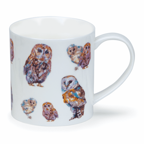 Dunoon Orkney Country Life Owl