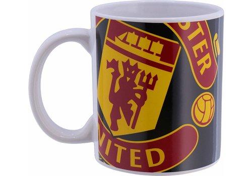 Manchester United Crest Mug