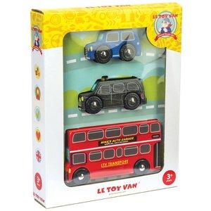 Le Toy Van le toy van little london vehicle set