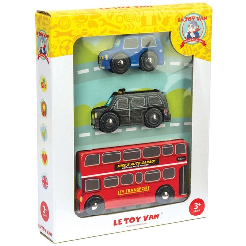 Le Toy Van le toy van little london vehicle set