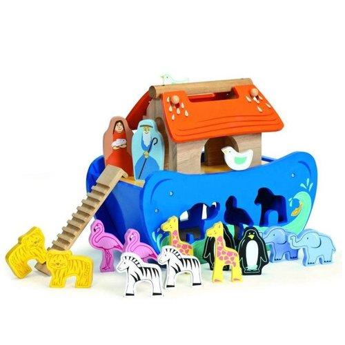 Le Toy Van Le Toy Van Noah's Shape Sorter