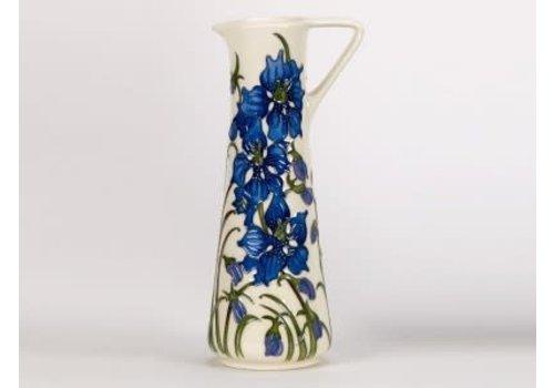Moorcroft Pottery Moorcroft Delphinium Jug