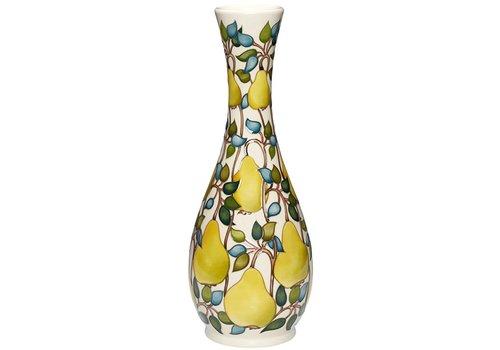 Moorcroft Pottery Moorcroft Williams Pear Vase 82/16 (LE30)