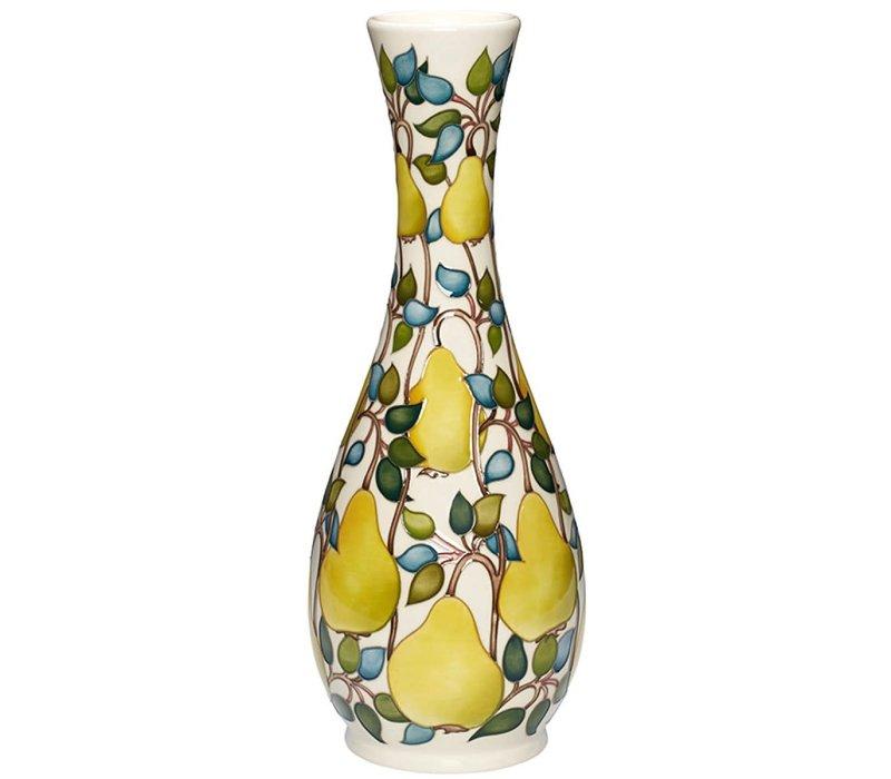 Moorcroft Williams Pear Vase 82/16 (LE30)