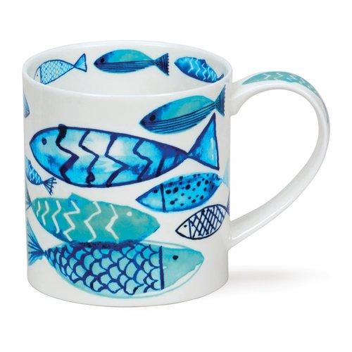 Dunoon Orkney Go Fish Mug