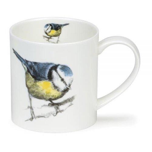 Dunoon Orkney Hannah Longmuir Blue Tit Mug