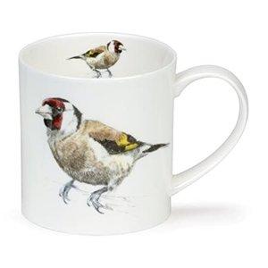 Dunoon Orkney Hannah Longmuir Goldfinch Mug