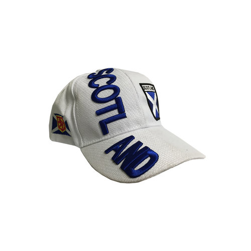 Scotland 3D Embroidered Hat