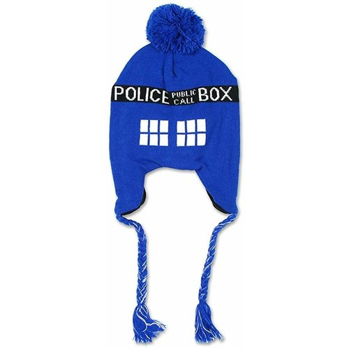 TARDIS Bobble Hat