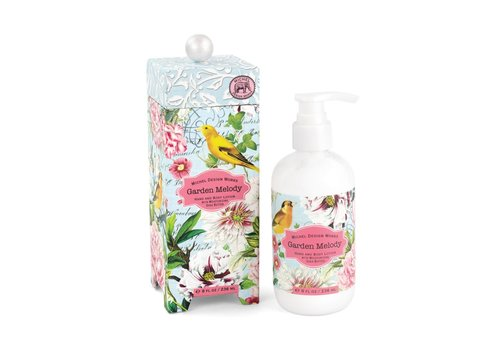 Michel Design Works Garden Melody Hand And Body Lotion