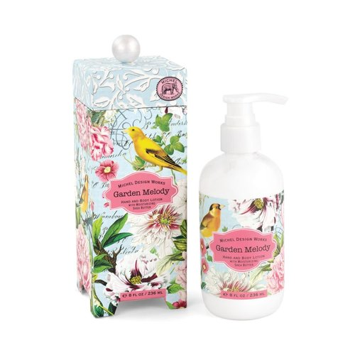 Michel Design Works Michel Garden Melody Hand And Body Lotion