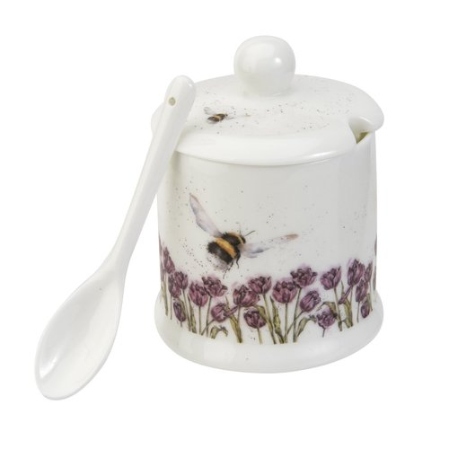 Wrendale Conserve Pot 'Flight': Bumble Bee