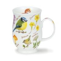 Suffolk Woodland Bluetit Mug