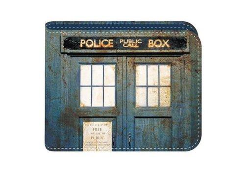 Doctor Who Tardis Wallet