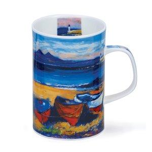 Dunoon Windsor Scenes by Jolomo Boats Mug